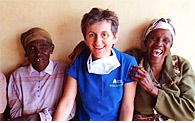 Volunteer in Embracing the World