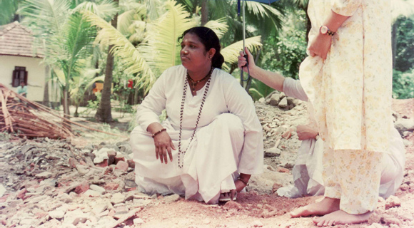Amma.org: How She Began