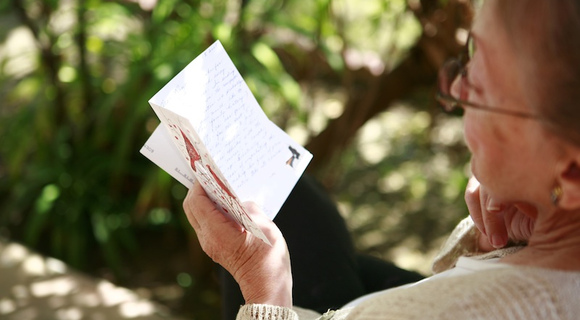 Circle of Love Letters | amma org