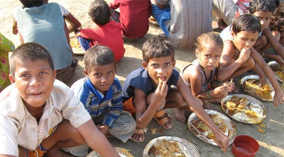 Amma.org: Fighting Hunger