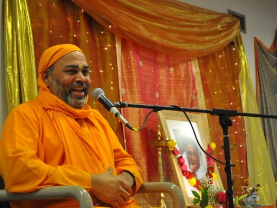 Satsang Program with Br. Dayamrita Chaitanya