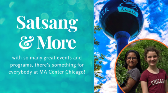 Saturday Satsang & More at MA Center Chicago