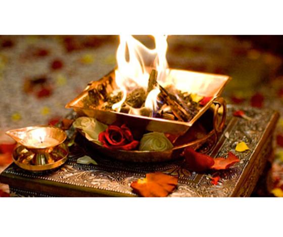 Bhagavati Seva Puja w/Br. Shantamrita Chaitanya