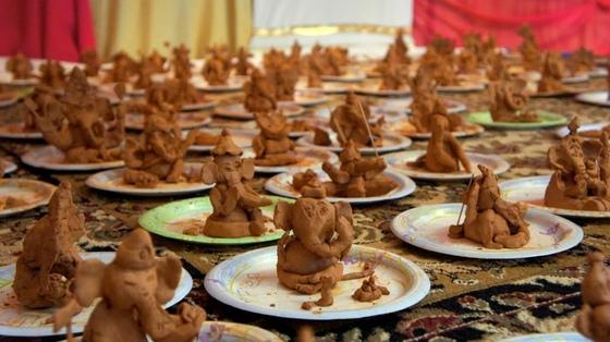 Ganesh Murthi Making