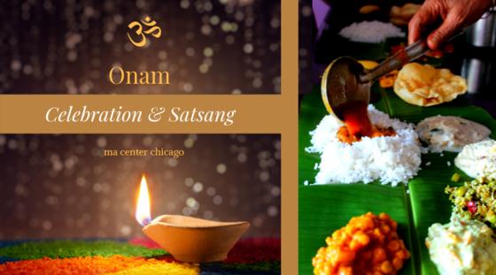 Onam Satsang & Celebration