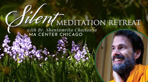 One-Day Silent Retreat w/Br. Shantamrita Chaitanya