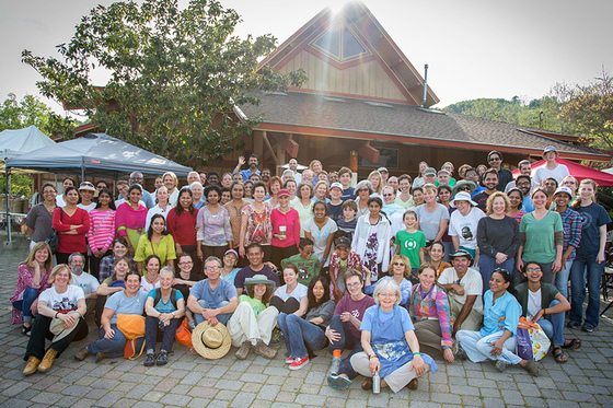 Community Seva Day At M A Center San Ramon Amma Org