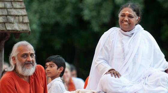 Amma: Swami Ramakrishnapuri