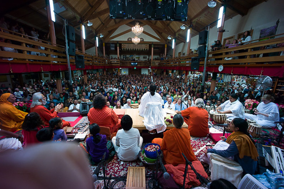 Amma's San Ramon Program Nov 2013