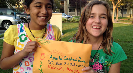 Sending Seeds to Kenya | amma org