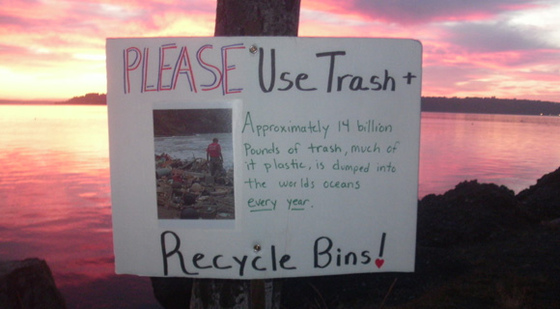 Amma.org: Litter Project