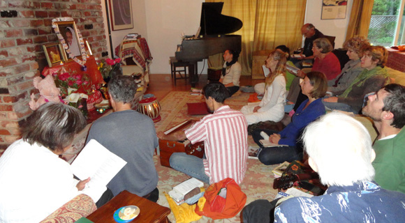 Santa Cruz California Satsang