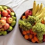 Fruit offered as prasad