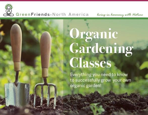 Organic Gardening Classes